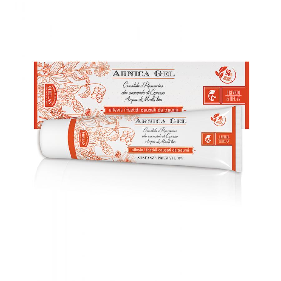 Arnica Gel 100ml Pomate ointment and gels Βιολογικά Προϊόντα - hqbbs.gr