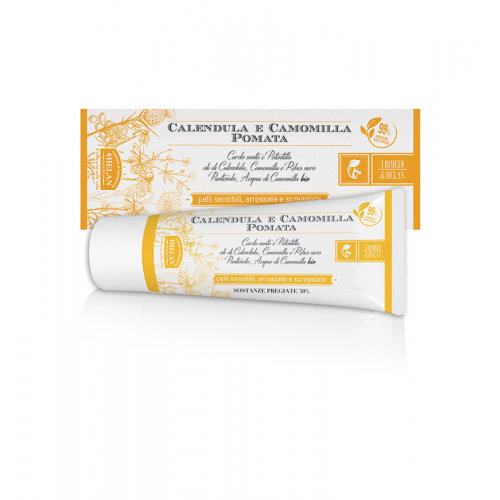 Marigold and Camomile Ointment 75ml