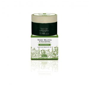 White Thyme Salve 50ml Pomate ointment and gels Βιολογικά Προϊόντα - hqbbs.gr
