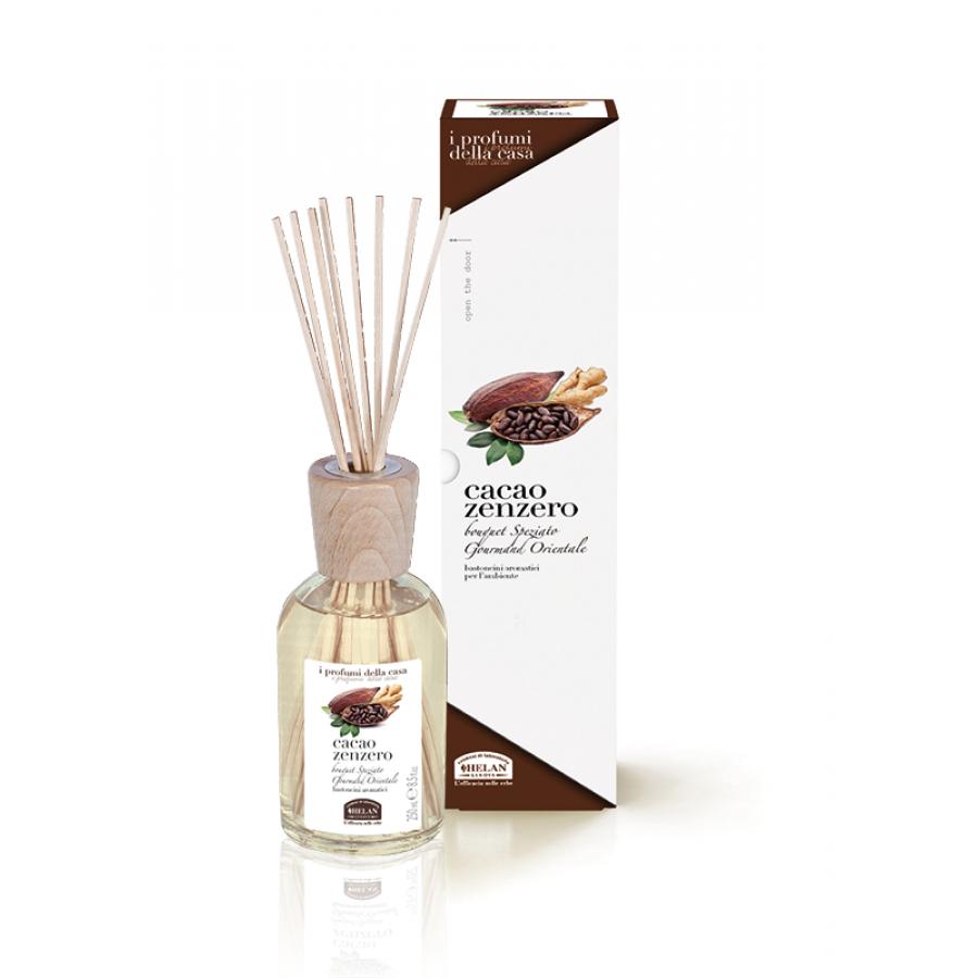 Cacao GINGER ΑΡΩΜΑΤΙΚΟ ΧΩΡΟΥ ΜΕ ΣΤΙΚ 100ML/250ML ΑΡΩΜΑΤΙΚΑ ΧΩΡΟΥ Βιολογικά Προϊόντα - hqbbs.gr