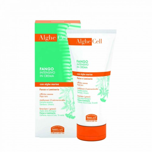 CELLULITE intensive mud cream sauna effect with seaweed