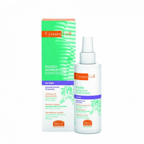 CELLULITE elasticizing fluid iodine free