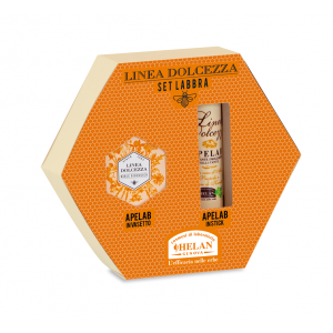 LIPS SET Dolcezza Ενυδατικό, καταπραϋντικό στικ χειλιών &  καταπραϋντική κρέμα για θεραπεία με μέλι, πρόπολη, βούτυρο  καριτέ Χείλη Βιολογικά Προϊόντα - hqbbs.gr