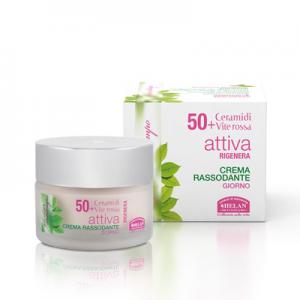 ATTIVA Συσφικτική Κρέμα Ημέρας για ηλικίες 50+ Αντιρυτιδικά προϊόντα ELISIR Βιολογικά Προϊόντα - hqbbs.gr