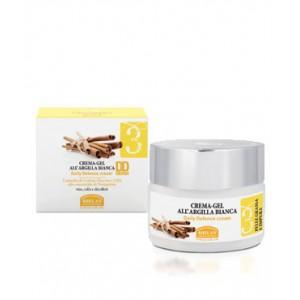Κρέμα-Τζελ με Λευκό Άργιλο για Λιπαρά δέρματα Λιπαρό Δέρμα Βιολογικά Προϊόντα - hqbbs.gr