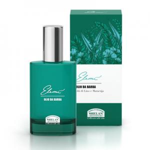 Elemi beard oil, For a well-cared and polished beard Καθαρισμός προσώπου  και Ξύρισμα Βιολογικά Προϊόντα - hqbbs.gr