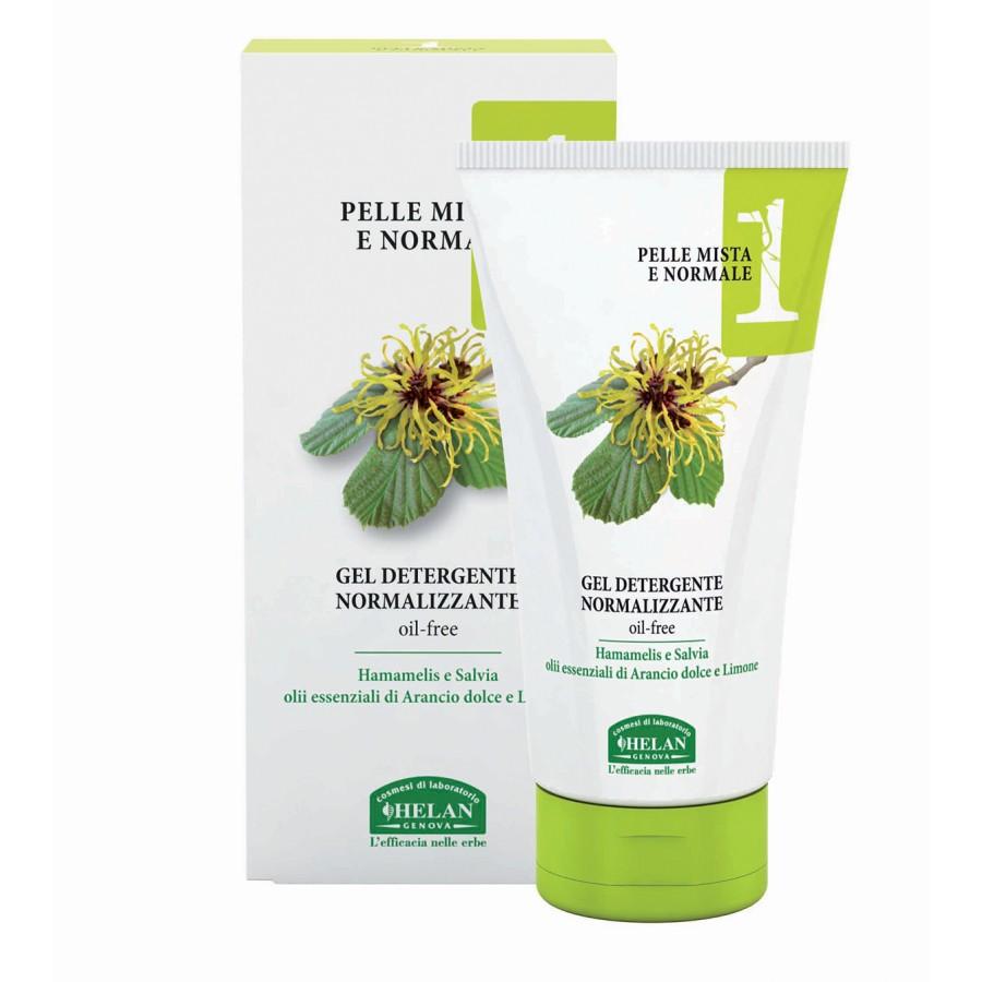 Τζελ καθαρισμού προσώπου για Κανονικά Μεικτά δέρματα Κανονικό και Μεικτό Δέρμα Βιολογικά Προϊόντα - hqbbs.gr
