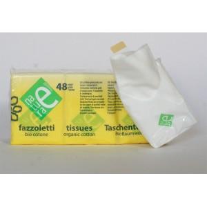 Μαντηλάκια τσέπης με βιοδυναμικό βαμβάκι -εξάδα Προϊόντα Ατομικής & Βρεφικής Φροντίδας με βιολογικό βαμβάκι Βιολογικά Προϊόντα - hqbbs.gr