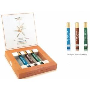 Βανίλια mini set Kashmir & Oolong &  Verveine  Eau de parfum Κολόνιες Βιολογικά Προϊόντα - hqbbs.gr