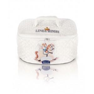 Νεσεσσέρ  καλλυντικών- My first beauty case Linea Bimbi ΒΡΕΦΙΚΑ & ΠΑΙΔΙΚΑ ΚΑΛΛΥΝΤΙΚΑ LINEA BIMBI Βιολογικά Προϊόντα - hqbbs.gr