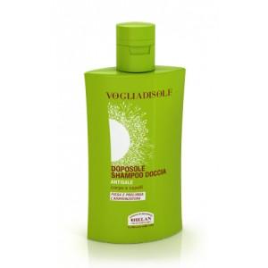 Σαμπουάν-Αφρόλουτρο για μετά την ηλιοθεραπεία Vogliadisole Προιόντα για μετά από την έκθεση στον ήλιο Βιολογικά Προϊόντα - hqbbs.gr